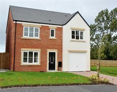Carleton Heights is a new development of family homes located in the historic market town of in the beautiful county of