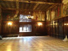 Abby Room, Boston Public Library. Photo Carly Carson
