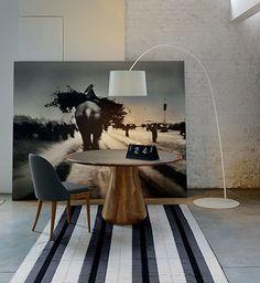Handcrafted contemporary furniture Dale Italia