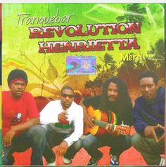 RAS Reggae Music Box: Revolution Henrietta Tranquebar - Mercy (2014)