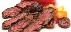 Onglet balsamique: une cuisson rosée et une saveur délicate seront un succès assuré pour votre barbecue