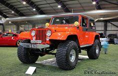 Jeep CJ7: