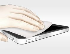 How to Save a Wet Cell Phone via wikiHow.com #technology #DIY #home #mobile