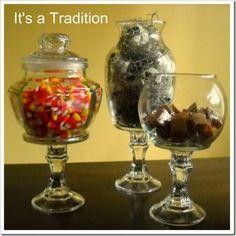 Dollar tree apothecary jars