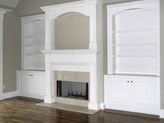 Image detail for -the-hillside-house-fireplace-design. Fireplace Bookshelves, Bedroom Fireplace, Fireplace Remodel, Fireplace Design, Bookcases, Basement Fireplace, Fireplace Redo, Hillside House, Bungalow House Plans