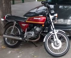 Motos Kawasaki, Kawasaki Motor, Cricket Streaming, Gto, Cars And Motorcycles, Yamaha, Automobile, Bike, Classic