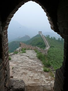 Great Wall of China Visit china and see Great Wall of china China Wall, China China, Great Wall Of China, Tomb Raider Ii, Places To See, Places Ive Been, Visit China, I Want To Travel, Ancient Civilizations