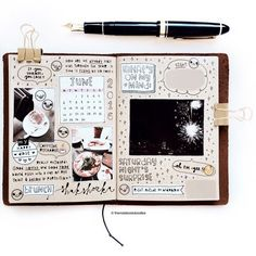 Image de inspo and journal