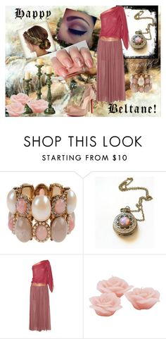 """Happy Beltane 2013"" by fairywitch ❤ liked on Polyvore featuring Daniela Farah, L'Oréal Paris, Marc Jacobs and Christian Louboutin"