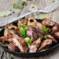Try this Indonesian Liver recipe using Pork Liver flavoured with Coriander, Garlic and Turmeric. Serve on a bed of rice. Visit Schwartz for the recipe.