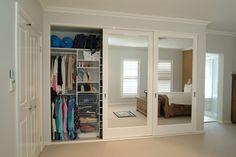 wardrobes sliding doors - Google Search