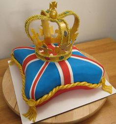 Amazing Jubilee cake - Imgur (especially for 'The Hooton' xx)