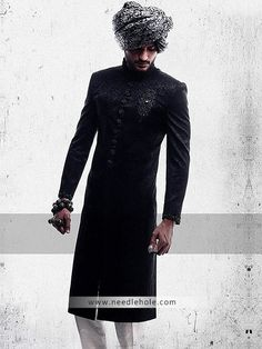Jamawar sherwani for men  branded wedding sherwani suit