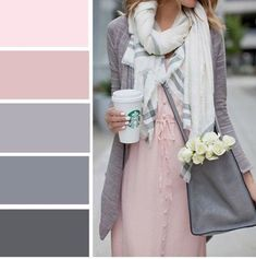 43 Ideas Bedroom Colors Palette Rose For 2020 Bedroom Colour Palette, Pink Palette, Pastel Colour Palette, Neutral Colour Palette, Bedroom Colors, Pink Color Palettes, Winter Colour Palette, Silver Color Palette, Winter Colors