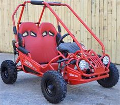 """Gokart Plans 849561917192764664 - Trailmaster Mini XRX Kids Buggy Go Kart. You know, for the boys. Yeah, yeah, I know, """"But they're so dangerous!"""" And fun. Source by rabenykaleksand Go Kart Kits, Youtuber Merch, Go Kart Buggy, Best Atv, Go Kart Plans, Torque Converter, Sport Seats, Mini Bike, Kids Playing"""