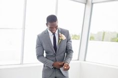 Clothing, Shoes & Accessories Reasonable Gorgeous Black Brown 1826 Grayish Brown Glenplaid 4season Wool Suit 42l
