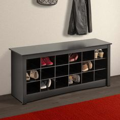 Modern Shoe Storage Ideas