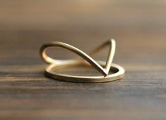 Hey, I found this really awesome Etsy listing at https://www.etsy.com/listing/199662222/unique-teardrop-two-ring-set-14k-gold