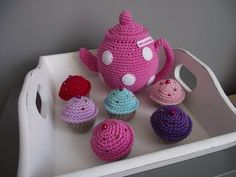 crocheted cuteness