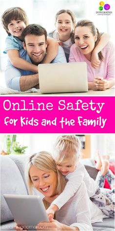 Online Safety Tips for the Whole Family   ilslearningcorner... #onlinesafety #onlinekids