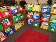 A Class Act: The love of my life….my classroom library.