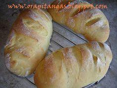 ora, pitangas!!!: pão de fubá