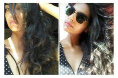 Lavar o cabelo, colocar leve in e trançar. Ótima dica para fazer o famoso cabelo efeito praia.