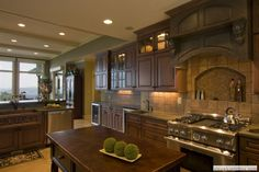 beautiful and functionally designed kitchen