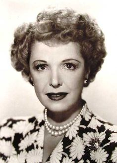 """Natalie Schafer born in Red Bank, NJ.  Best known as Eunice """"Lovey"""" Wentworth Howell on CBS's sitcom Gilligan's Island."""