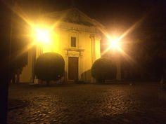 #church #religion Cervelletta church near hotel Domidea