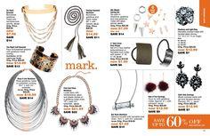 Avon mark. #jewelry in the #Outlet at www.deannasbeautyonline.com.