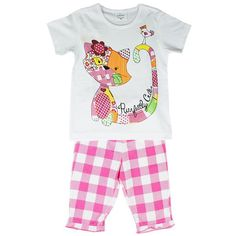 Kidswear Singapore @ Honey & Clover | 2-Piece Perfectly Cute Set by Jumping Beans