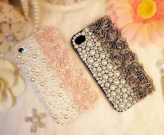 Bling iphone 5s case Skull iPhone 5 case #glam #style