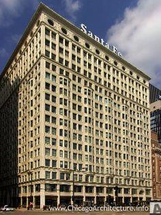 Santa Fe Building (Chicago) - Google Search