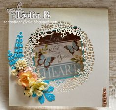 Tattered Lace Dies: February 2015