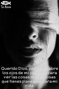 Abre mis ojos! facebook.com/jesusteamamgaministries