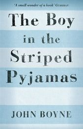 The Boy in the Striped Pyjamas by John Boyne. I think this is one of the rare cases where I liked the movie better than the book, but it was still a great read.