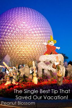 """As first-timers to Disney World, we almost had our visit spoiled by too-high expectations. My husband saved our entire vacation with one fantastic tip. Thank goodness for a level-headed spouse! Who's better in an """"emergency"""" situation: you or your spouse?"""