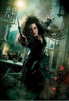 Bellatrix Lestrange, a personagem mais odiada e amada de todos os tempos