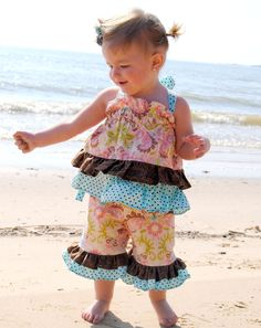 One of my favorite outfits I've made! Perfect for the beach <3