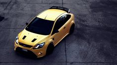 Great looking Focus Ford Rs, Car Ford, Ford Focus 2004, Ford Motorsport, Ford Escort, Top Cars, Rally Car, Super Cars, Autos