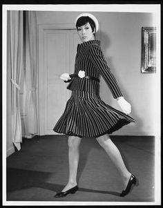 "Nina Ricci P/E 1966 ""Ranelagh""."