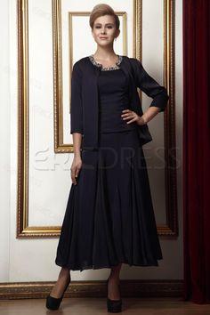 plus size dresses black for mother of bride | ... Apparel > Mother of the Bride Dresses >