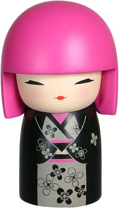"Kimmidoll™ Tamami - 'Gorgeous' - ""My spirit is lovable and beautiful. By nurturing all your lovable qualities you allow my spirit to shine. May the beauty of your gorgeous nature bring many blessings to your life."""