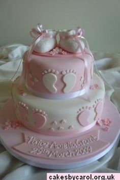 Here you can find a great selection of Christening cake ideas and tips on how to make and decorate the Christening cake by yourself. If you want...