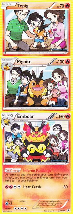 More Pokémon Cards Need to Be Like This