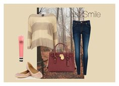 """""""Just Smile"""" by kellysmileee ❤ liked on Polyvore featuring GE, Dorothy Perkins, Ted Baker, Oasis, Michael Kors and Topshop"""