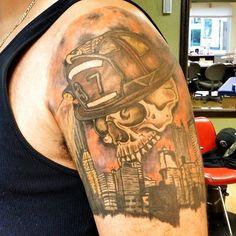 #lowcardtattoo #pittsburghtattoo #firemantattoo #pittsburghtattooartists #pittsburgh #art #tattoo