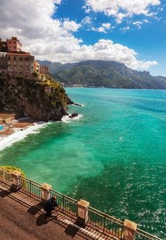 The best place to visit in June - Italy -Atrani, Amalfi Coast, Campania, Italy