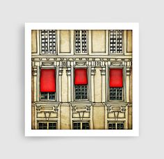 Paris illustration - Paris centre - Fine art illustration - Fine art prints - Art Posters - Paris art - Paris decor - Wall art - wall